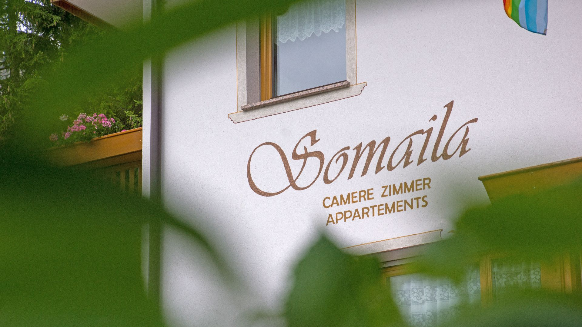 Apartments and B&B Somaila in La Villa